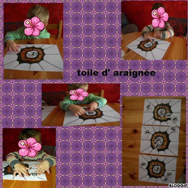 La toile d araignee for Toile d araignee decoration